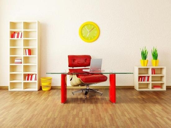 Những cặp sắc màu đẹp cho phòng làm việc