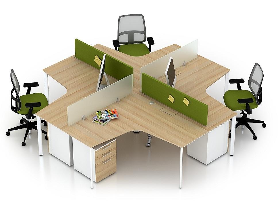 Những quy luật bất biến khi đặt bàn làm việc để không tạo ra sát khí