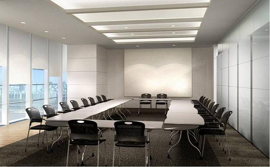Thiết kế phòng họp phá vỡ các quy tắc truyền thống