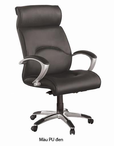 Ghế xoay GX201.1-M (màu đen)