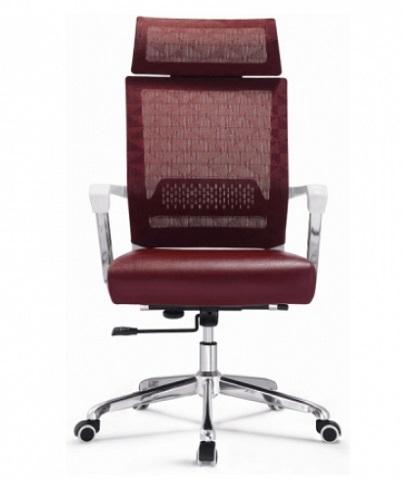 Ghế văn phòng GL311 nhựa trắng