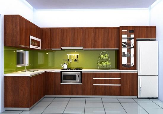 Tủ bếp TB04