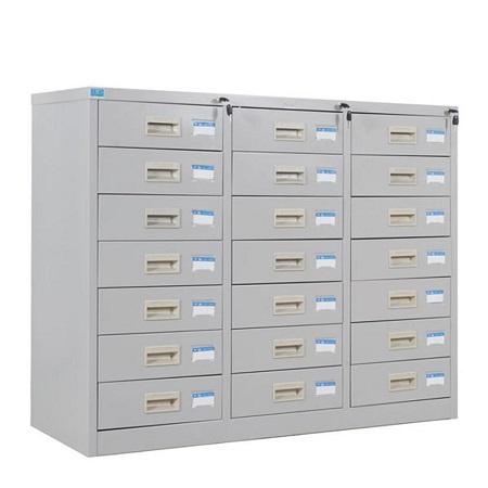 Tủ hồ sơ hòa phát TU118-21D