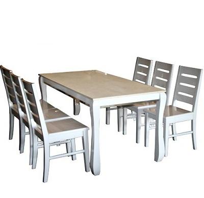 Bàn ghế phòng ăn HGB60B