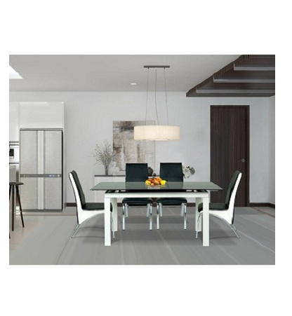Bộ bàn ghế ăn khung thép B55, G56