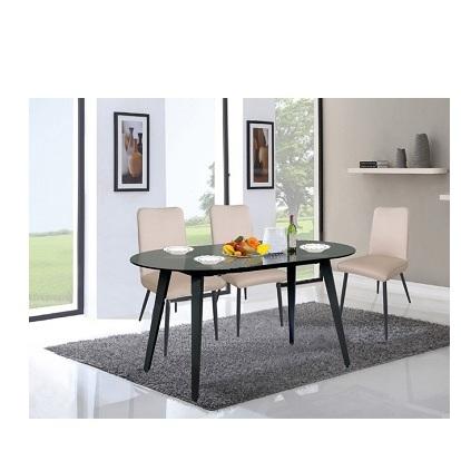 Bộ bàn ghế ăn khung thép B59, G59