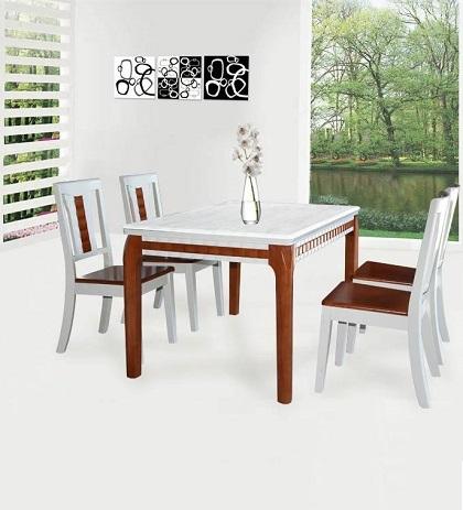 Bộ bàn ghế phòng ăn BA116, GA116