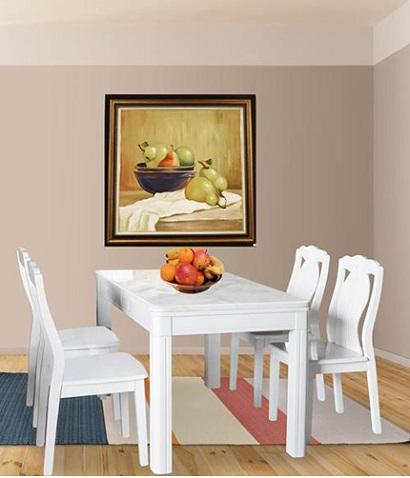 Bộ bàn ghế phòng ăn BA119, GA119