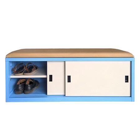 Tủ giày thép sơn tĩnh điện hòa phát TG01