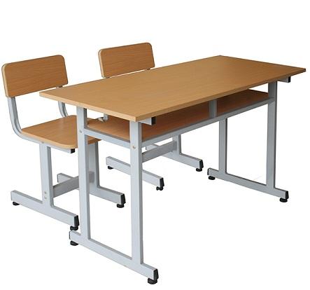Bộ bàn ghế BHS110-3 + GHS110-3