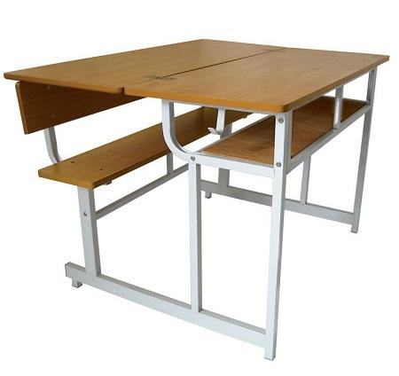 Bộ bàn liền ghế BHS103C
