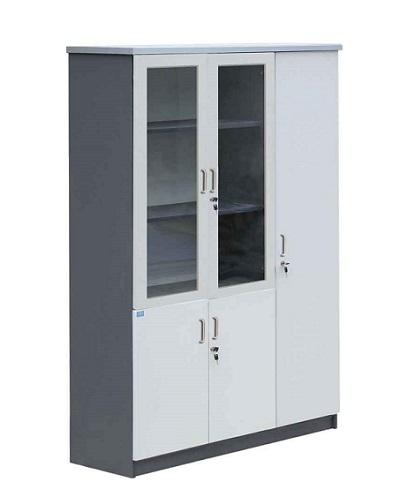 Tủ tài liệu hòa phát HP1960-3BK