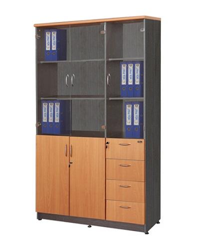 Tủ tài liệu hòa phát NT1960-3G4D