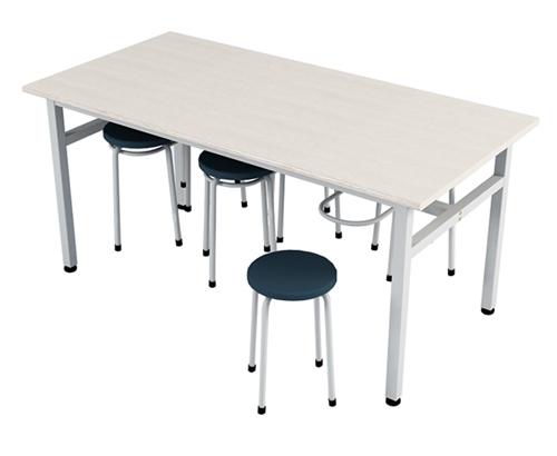 Bàn ghế ăn khu công nghiệp BA1808