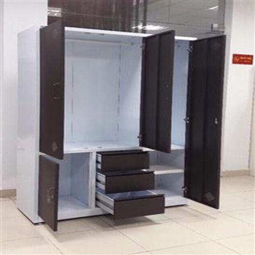 Tủ sắt để quần áo CA-9A-3KL
