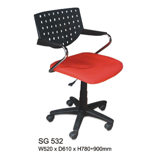 Ghế xoay nhân viên SG532