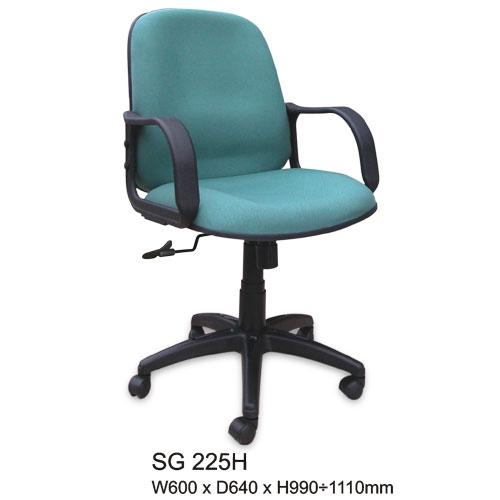 Ghế xoay lưng trung SG225