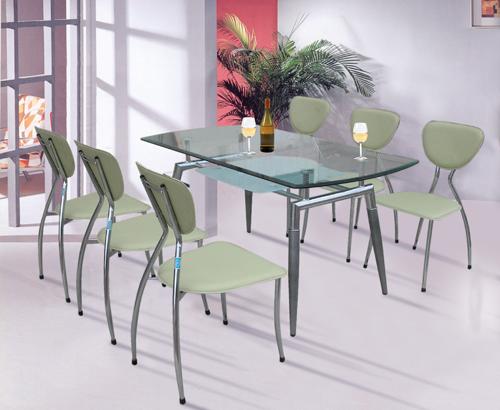 Bộ bàn ghế phòng ăn B52-G52